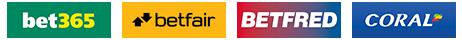 bookmaker logos
